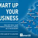 'Smart Up Your Business' met maandelijkse productvoorstellingen SmartSD