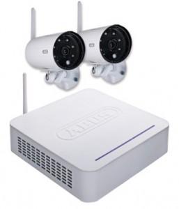 Nieuwe videobewakingssets ABUS