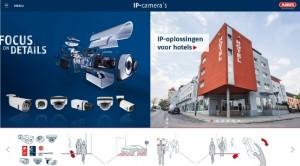 Nieuwe ABUS microsite toont IP-bewaking in de praktijk