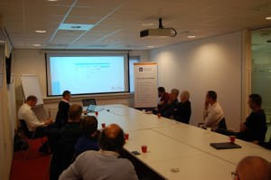 Roadshow cloudbased toegang ADI Global Distribution, Axis Communications en EntranceManager