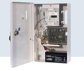 Nieuw CardAccess PoE-paneel voor één deur bij ARAS Security