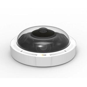 4-in-1-camera Axis biedt 360 graden-overzicht in alle lichtomstandigheden