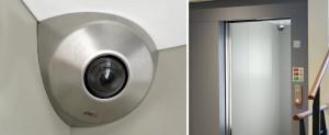 Axis ontwikkelt twee specifieke camera's voor installatie in hoeken