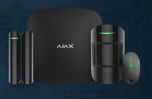 Dero Security Products breidt aanbod uit met Ajax Systems, Elmdene en Aiphone