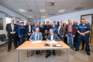 Gemeente Almere gunt G4S opnieuw contract stadstoezicht