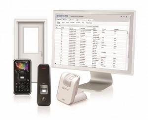 Avigilon toont integratie met biometrische systemen Virdi tijdens IFSEC