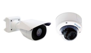 Nieuwe serie H5SL camera's van Avigilon