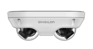 Avigilon H5A Dual Head-camera met dubbele sensor