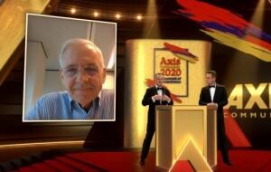 Axis Partner Awards 2020 voor Videotronic, Stanley Security, Dit is beveiligen en Solid Systems