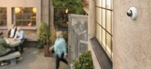 AXIS Companion-productlijn uitgebreid met betaalbare mini-dome voor kleine bedrijven