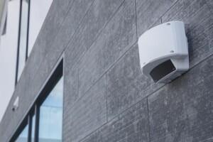 Nieuwe netwerk beveiligingsradar Axis bestrijkt groot gebied en vermindert valse alarmen