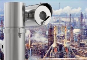 Wereldwijd gecertificeerde explosieveilige camera's Axis voor gebruik in gevaarlijke omgevingen