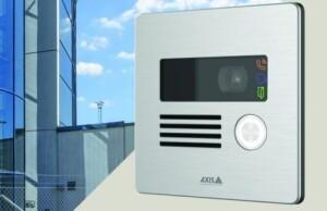 Axis ontwikkelt compacte en robuuste netwerkintercom als aanvulling op videosystemen