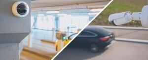 Kentekenplaatherkenning voor langzaam rijdend verkeer en toegangscontrole