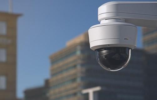 Panoramische multisensorcamera Axis voor overzicht met grote dekking