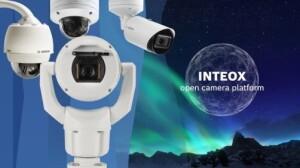 Bosch presenteert nieuw volledig open cameraplatform INTEOX
