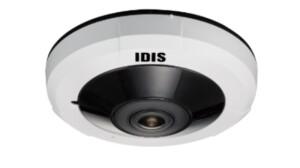 IDIS breidt DirectIP Super Fisheye range uit