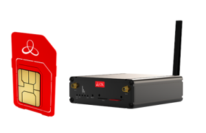 Nieuwe CSL router met roaming SIM's