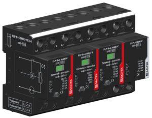 Conduct Technical Solutions levert overspanningsbeveiliging van SALTEK