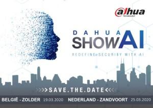 Agenda: Dahua AI Show op 25 maart op Circuit Zandvoort