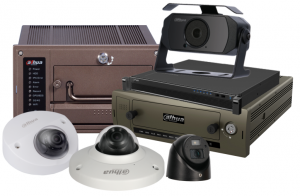 Mobiele videobewaking van Dahua Technology