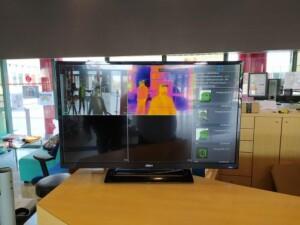 Dahua Technology doneert oplossing voor lichaamstemperatuurmeting aan IFEMA ziekenhuis in Madrid