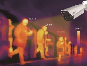 Thermische camera's van Dahua ondersteunen preventieve controle coronavirus