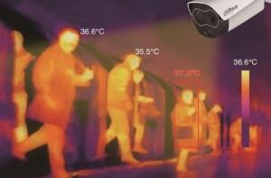 Dahua Blackbody Techniek met realtime temperatuurmeting bij Dero Security Products