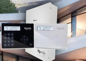 Dero Security Products distributeur inbraakalarmsystemen Ksenia Security
