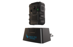 4G Direct-to-Cloud bodycamera's Eagle Eye Networks