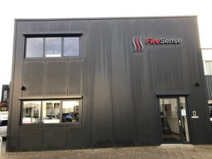 FireSense opent Experience Centre in Diemen