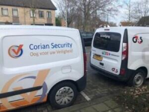 G4S neemt activiteiten Corian Security over