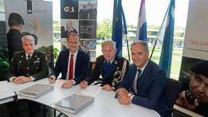 Defensie verlengt samenwerking G4S Security Services