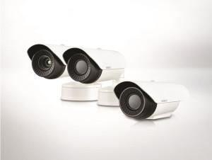 Nieuwe Wisenet thermische camera's van Hanwha Techwin