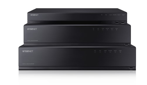 Hanwha_Wisenet Pentabrid Video Recorders