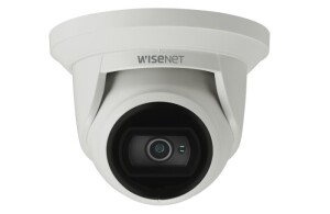 Nieuwe Wisenet Q Flateye IR-domecamera's van Hanwha Techwin