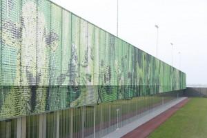 Heras realiseert hekwerk voor Willem-Alexander Sportpark in Schiedam