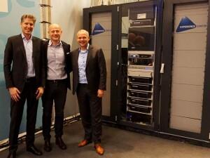 Nieuwe samenwerking tussen ACES Direct, Heras en HPE
