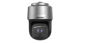 Nieuwe 4MP DarkFighterX camera van Hikvision