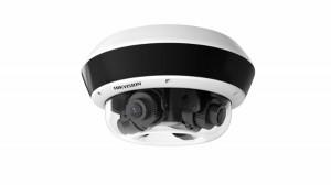 Maximale flexibiliteit met EXIR PanoVu camera van Hikvision