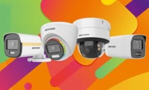 Nieuwe ColorVu 2.0 serie Hikvision met 4K en varifocale camera's