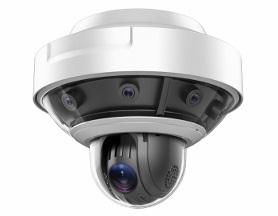 PanoVu-cameraserie panoramische camera's van Hikvision