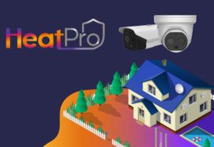 HeatPro-serie Hikvision voor perimeterbeveiliging