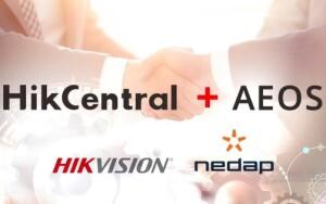 Integratie HikCentral van Hikvision en Nedap AEOS platform voor toegangscontrole