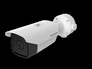 Smart thermische bulletcamera's van Hikvision combineren inbraak- en branddetectie