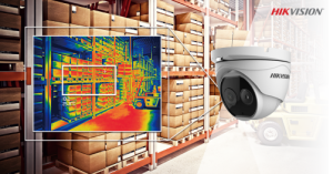 Nieuwe Bi-spectrum Deep Learning thermische camera's van Hikvision