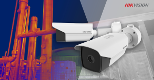 Hikvision introduceert thermische Deep Learning bulletcamera's