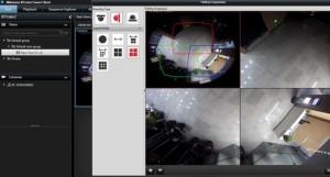Nieuwe Fisheye dewarping software Hikvision
