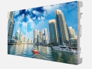 Nieuwe serie LED-beeldschermen voor videobewaking van Hikvision