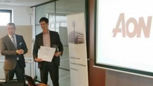 AON Nederland winnaar Hoffmann Cyber Security Award 2015